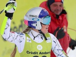 US-Skistar Lindsey Vonn