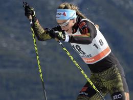 Neunte auf der vorletzten Tour-Etappe: Nicole Fessel.