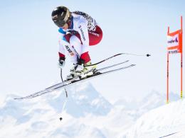 Schnappte sich auch die Super-G-Kristallkugel: Die Schweizerin Lara Gut.