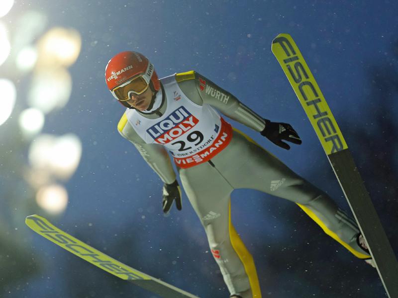 Skiflug-WM: Norweger Tande wird Weltmeister in Oberstdorf