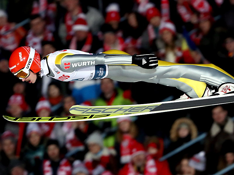 Stoch dominiert Heim-Quali in Zakopane