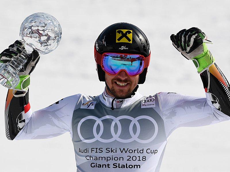 Ski alpin: Hirscher führt im RTL von Aare