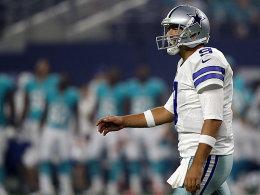 Es sucht ihn wieder heim: Romo fällt lange aus