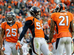 AFC West: Broncos-Brocken und Raiders-Rebellen