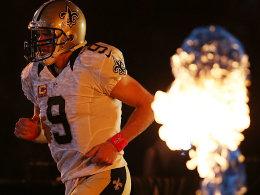 Brees bleibt den New Orleans Saints treu