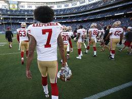 NFL-Saison startet mit Nebengeräuschen