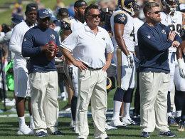 Die Rams sind zurück - aber auch erfolgreich?