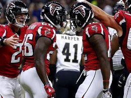 Freeman und Coleman nicht zu stoppen: Saints bleiben sieglos
