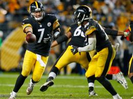 Steelers kennen kein Erbarmen - Rams haben einen Lauf