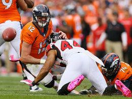 Broncos verlieren - Generationen-Wechsel in Dallas?