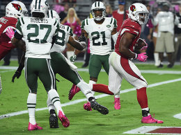 Johnson zerlegt die Jets - Fitzpatrick enttäuscht
