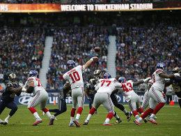 LIVE! Giants-Comeback in Twickenham - Eagles vs. Vikings