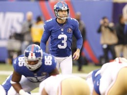 Keine Gnade! Giants entlassen Kicker Josh Brown