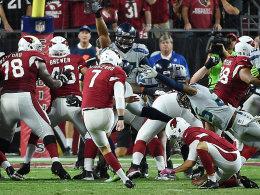 Das gruseligste Spiel der NFL-Geschichte