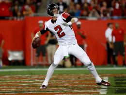 Unaufhaltsame und zauberhafte Falcons-Offensive