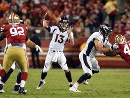 Denver Broncos setzen auf Siemian als Quarterback