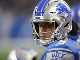 Lions machen Stafford zum bestbezahlten NFL-Profi