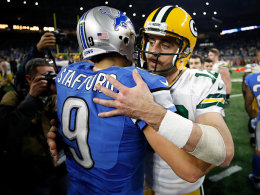 NFC North: Monetensammler Stafford -