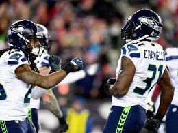 NFC West: Zweikampf zwischen Seahawks und Cardinals