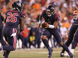 Texans schlagen zurück - Rookie Watson triumphiert am Geburtstag