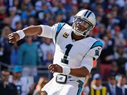 Newton schlägt Brady - Bell rennt Ravens davon