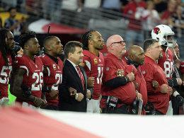Kein Protest-Stopp in der NFL