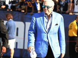 Dallas Cowboys: Jerry Jones droht Strafen an