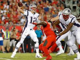 Patriots unbesorgt: Brady fehlt im Training