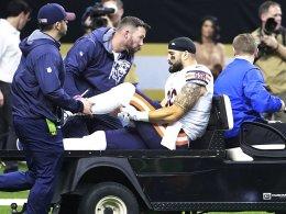 Not-OP! Miller verliert sein Bein nicht