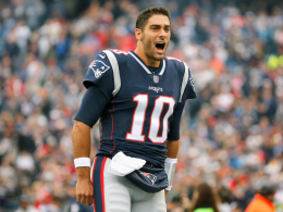 Win-Win-Situation: Garoppolo wird 49er