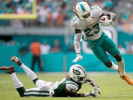 Die Eagles stocken auf: Ajayi kommt aus Miami