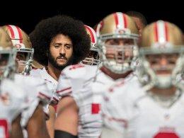 NFL-Boss geht auf Kaepernick zu