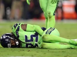 Seattle-Sieg als Randnotitz: Shermans bittere Tränen