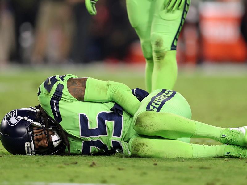 seattle seahawks verletzung
