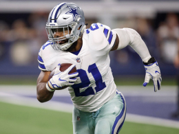 Cowboys-Running-Back Elliott verlässt die USA