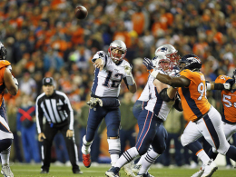 Brady atmet in Denver durch - Bodenproben in Atlanta