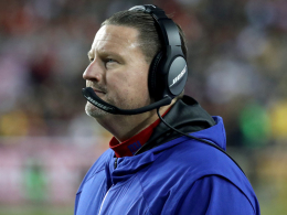 Chaos in New York: Giants entlassen Trainer und Manager