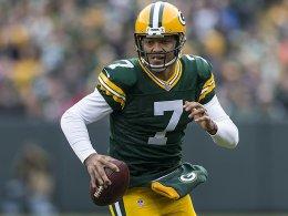 Packers entgehen Blamage, Schneechaos in Buffalo