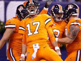 Nach Siemians Ausfall: Osweiler führt Broncos zum Sieg