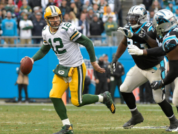 Packers verlieren bei Rodgers' Rückkehr