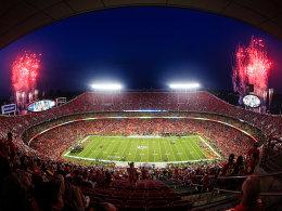 NFL an Weihnachten: Alles auf einen Blick