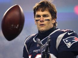 Fragezeichen hinter Brady: