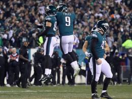 Kein Minnesota-Märchen: Eagles deklassieren Vikings!