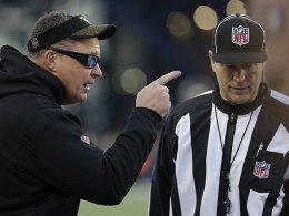 Massive Kritik: Schiedsrichter-Bonus für New England?