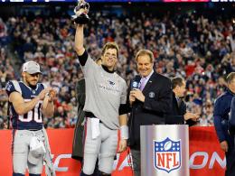 Mit 40 Jahren! Brady zum dritten Mal MVP