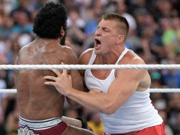 Wrestling muss warten: Gronkowski setzt Karriere wohl fort
