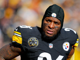 Steelers verpassen Bell den Franchise Tag