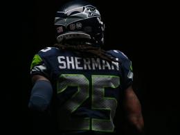 Sherman unterschreibt bei den 49ers