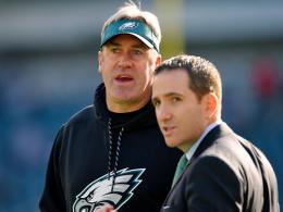 Eagles verlängern langfristig mit den Machern des Erfolgs