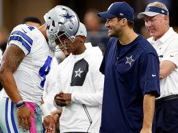 Romo muss warten, denn: Prescott überzeugt